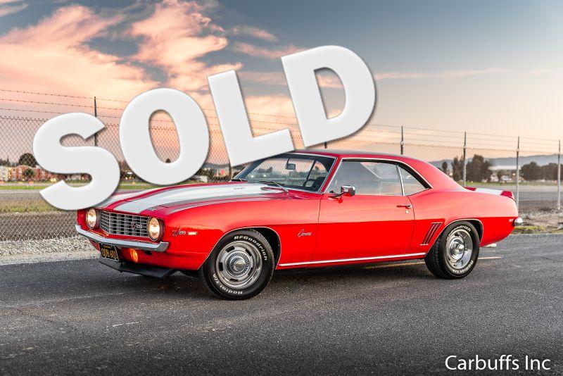 1969 Chevrolet Camaro Z/28 | Concord, CA | Carbuffs