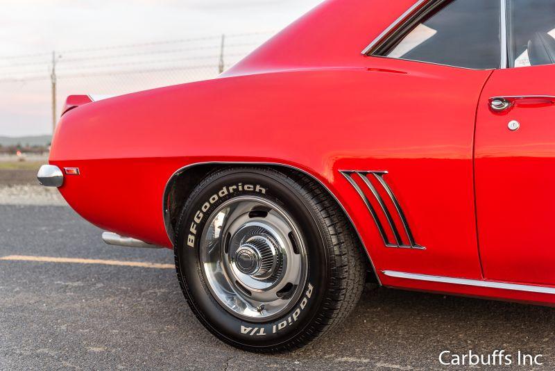 1969 Chevrolet Camaro Z/28 | Concord, CA | Carbuffs in Concord, CA