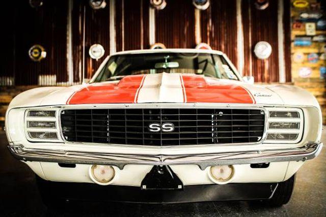 1969 Chevrolet Camaro Z10 SS