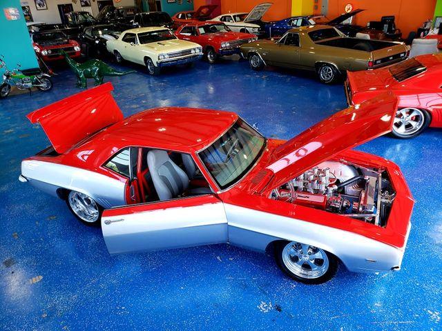 1969 Chevrolet CAMARO INJECTED CUSTOM CAR in Mustang, OK 73064