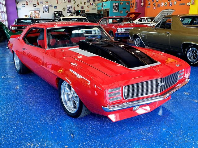 1969 Chevrolet CAMARO BIG BLOCK CUSTOM BUILT in Mustang, OK 73064