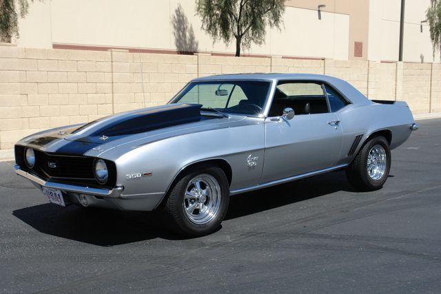 1969 Chevrolet Camaro Phoenix, AZ 6