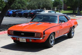 1969 Chevrolet Camaro SS in Austin, Texas 78726