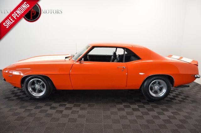 1969 Chevrolet CAMARO RESTORED 355 V8 12 BOLT REAR