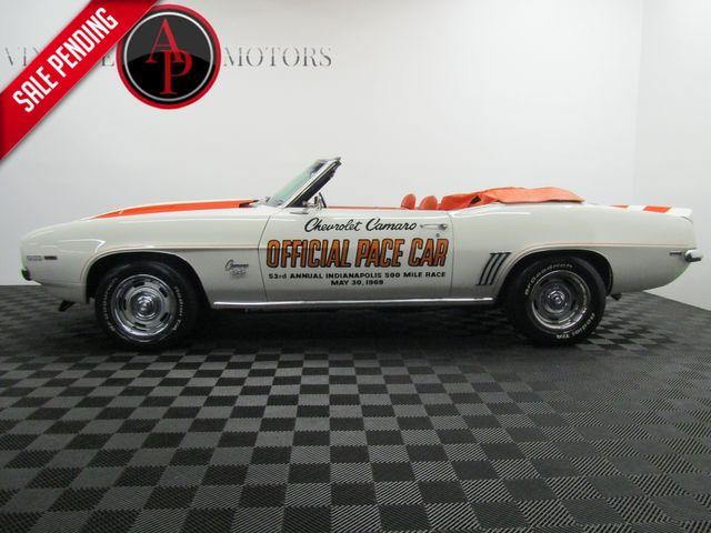 1969 Chevrolet Camaro 1 OF 3,675 RARE V8 AUTO