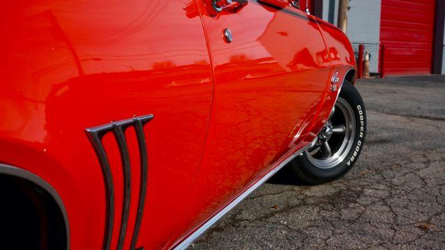 1969 Chevrolet CAMARO SS396 Valley Park, Missouri 13