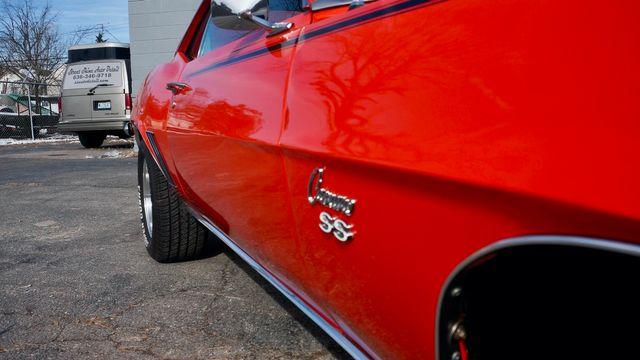 1969 Chevrolet CAMARO SS396 Valley Park, Missouri 12