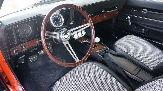 1969 Chevrolet CAMARO SS396 Valley Park, Missouri 21