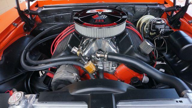 1969 Chevrolet CAMARO SS396 Valley Park, Missouri 15