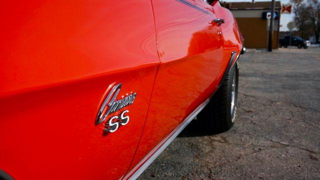 1969 Chevrolet CAMARO SS396 Valley Park, Missouri 10