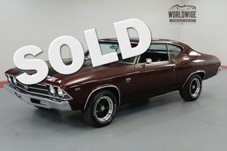 1969 Chevrolet CHEVELLE 396SS FRAME UP RESTORATION. | Denver, CO | Worldwide Vintage Autos in Denver CO