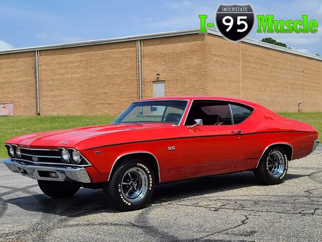 1969 Chevrolet Chevelle SS Clone in Hope Mills, NC 28348