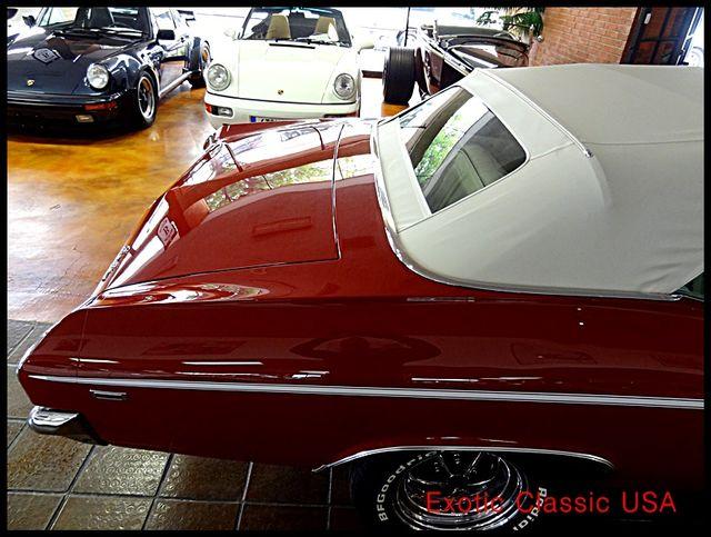 1969 Chevrolet Chevelle  SS 396 CONVERTIBLE San Diego, California 6