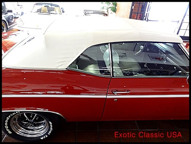 1969 Chevrolet Chevelle  SS 396 CONVERTIBLE San Diego, California 7