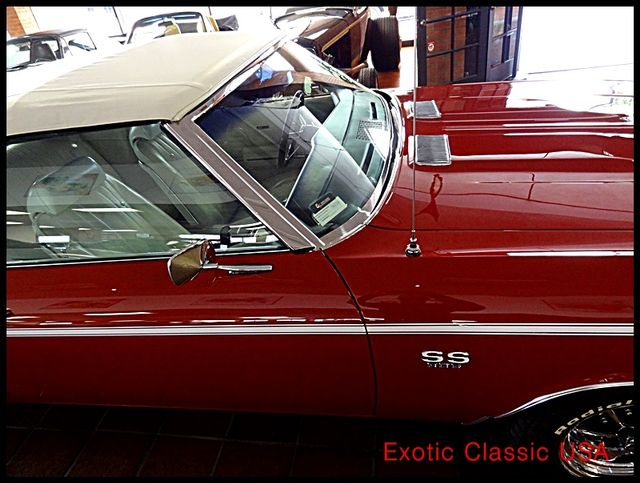 1969 Chevrolet Chevelle  SS 396 CONVERTIBLE San Diego, California 8