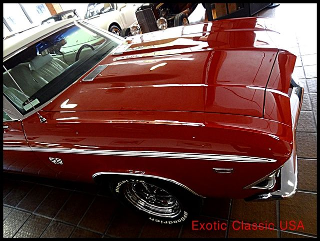 1969 Chevrolet Chevelle  SS 396 CONVERTIBLE San Diego, California 9