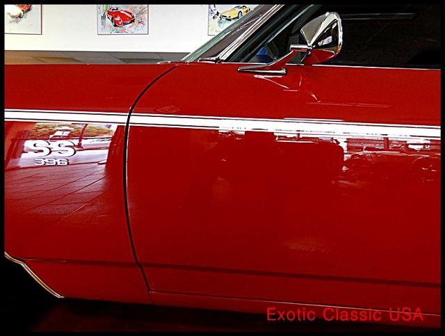 1969 Chevrolet Chevelle  SS 396 CONVERTIBLE San Diego, California 13