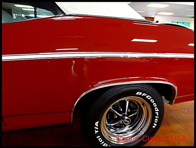 1969 Chevrolet Chevelle  SS 396 CONVERTIBLE San Diego, California 15