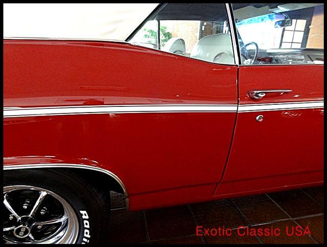 1969 Chevrolet Chevelle  SS 396 CONVERTIBLE San Diego, California 18
