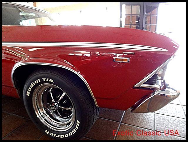 1969 Chevrolet Chevelle  SS 396 CONVERTIBLE San Diego, California 21