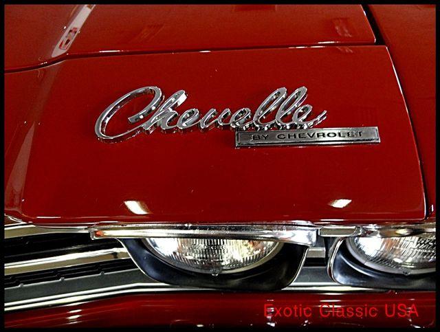 1969 Chevrolet Chevelle  SS 396 CONVERTIBLE San Diego, California 24