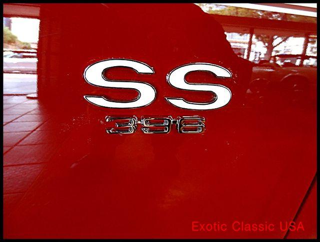 1969 Chevrolet Chevelle  SS 396 CONVERTIBLE San Diego, California 25