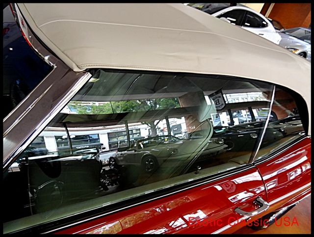 1969 Chevrolet Chevelle  SS 396 CONVERTIBLE San Diego, California 32
