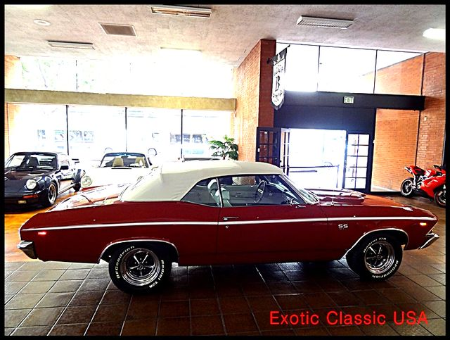 1969 Chevrolet Chevelle  SS 396 CONVERTIBLE San Diego, California 2