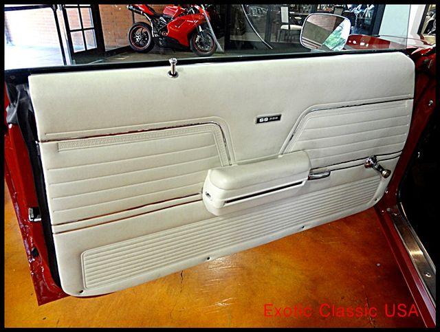 1969 Chevrolet Chevelle  SS 396 CONVERTIBLE San Diego, California 54