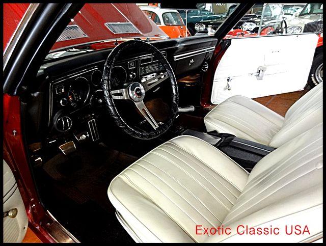 1969 Chevrolet Chevelle  SS 396 CONVERTIBLE San Diego, California 65