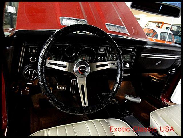 1969 Chevrolet Chevelle  SS 396 CONVERTIBLE San Diego, California 68