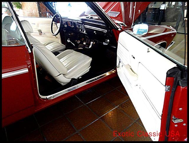 1969 Chevrolet Chevelle  SS 396 CONVERTIBLE San Diego, California 73