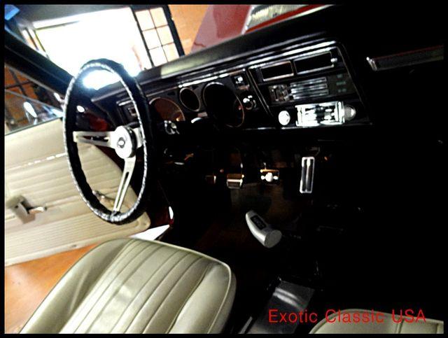 1969 Chevrolet Chevelle  SS 396 CONVERTIBLE San Diego, California 75