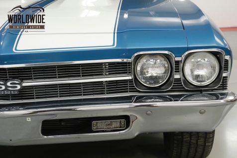 1969 Chevrolet CHEVELLE SS RESTORED 454 BIG BLOCK 4-SPEED 12 BOLT POSI  | Denver, CO | Worldwide Vintage Autos in Denver, CO