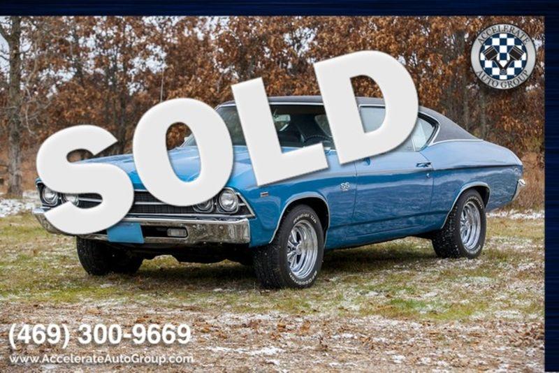 1969 Chevrolet Chevelle SS396  in Rowlett Texas