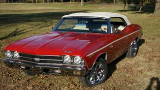 1969 Chevrolet CHEVELLE SS CONVERTIBLE in Valley Park, Missouri 63088