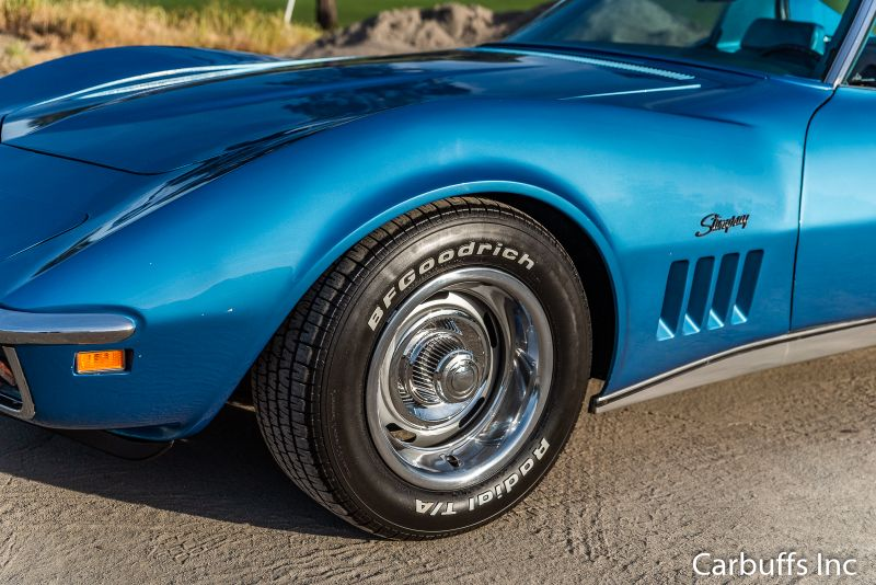 1969 Chevrolet Corvette Coupe | Concord, CA | Carbuffs in Concord, CA