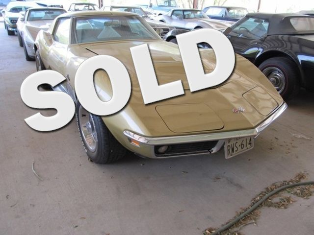 1969 Chevrolet Corvette Stingray Liberty Hill, Texas
