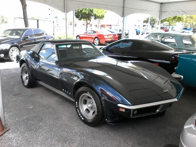1969 Chevrolet Corvette San Antonio, Texas 4