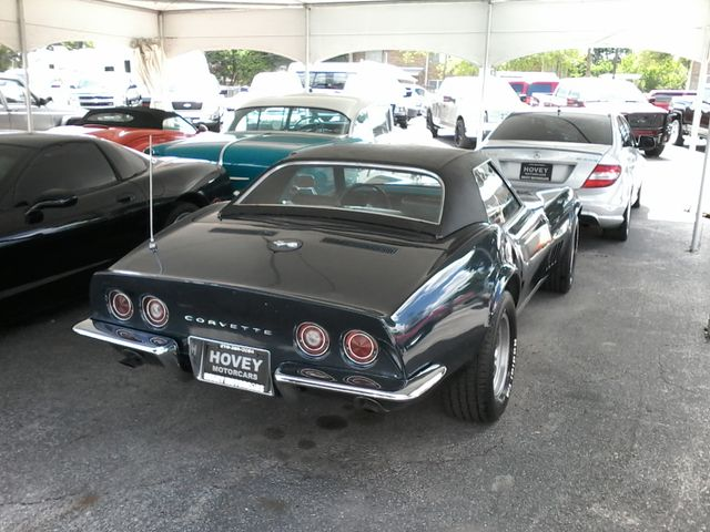 1969 Chevrolet Corvette San Antonio, Texas 6