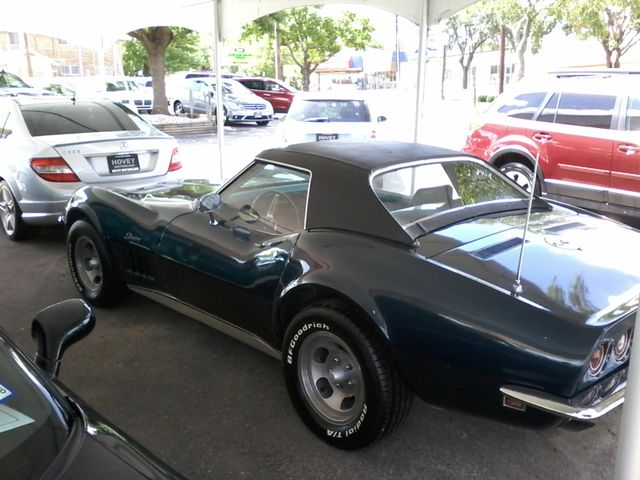 1969 Chevrolet Corvette San Antonio, Texas 9