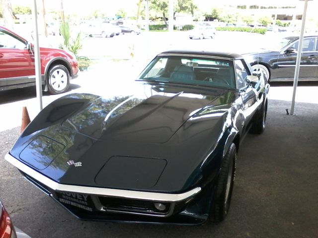 1969 Chevrolet Corvette San Antonio, Texas 10