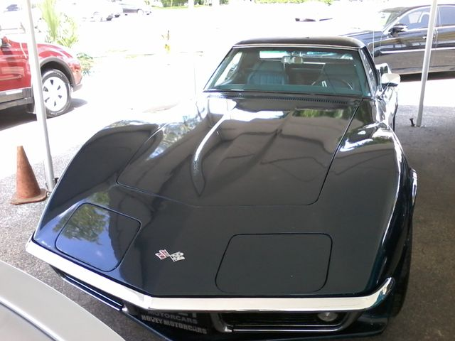 1969 Chevrolet Corvette San Antonio, Texas 11