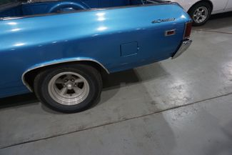 1969 Chevrolet El Camino SS 396 Blanchard, Oklahoma 8