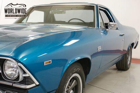 1969 Chevrolet EL CAMINO  SS BIG BLOCK 396 RESTOMOD PB PS DISC | Denver, CO | Worldwide Vintage Autos in Denver, CO