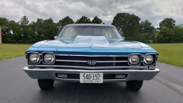 1969 Chevrolet EL CAMINO SS 396 in Hope Mills, NC 28348