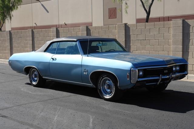 1969 Chevrolet Impala SS Phoenix, AZ 0