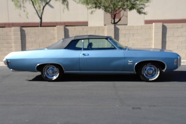 1969 Chevrolet Impala SS Phoenix, AZ 2
