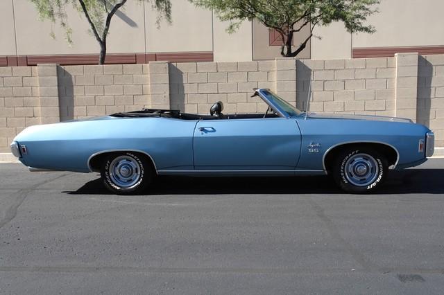 1969 Chevrolet Impala SS Phoenix, AZ 16