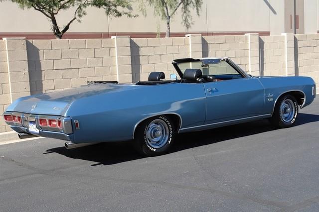 1969 Chevrolet Impala SS Phoenix, AZ 17